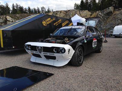 N on Alfa Romeo Gtv6